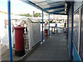 SZ0890 : Bournemouth: postbox № BH2 298, Pier Approach by Chris Downer