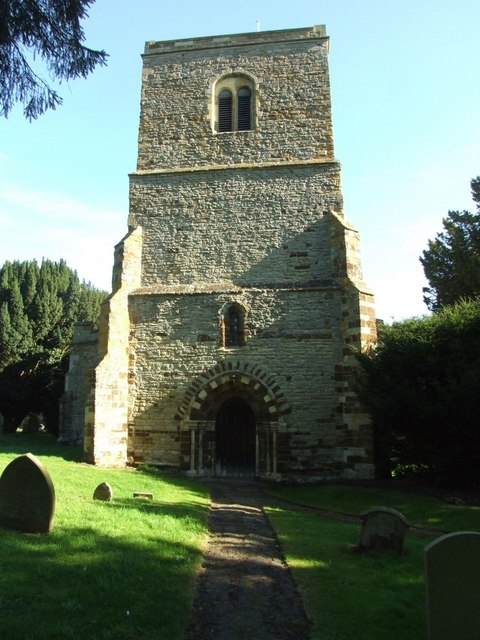 St. Nicholas' Church, Great Doddington