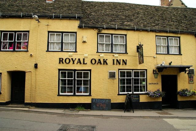 The Royal Oak Inn, Haw Street