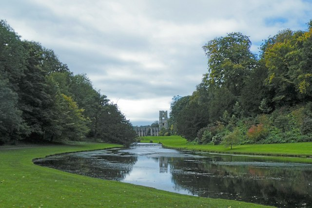 Fountains Abbey - The Best View Of All