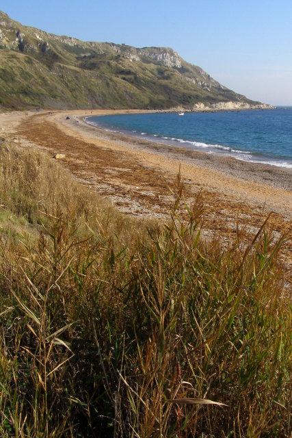 Beach, Ringstead Bay