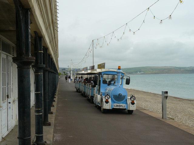 Weymouth land train