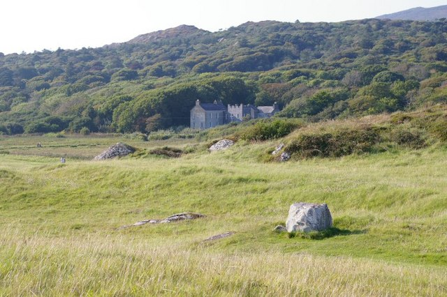The Mass Rock and Derrynane House