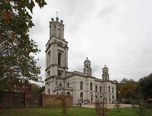 St George-in-the-East, London E1