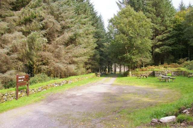 Ballagh Isheen Picnic Spot