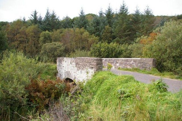 Bridge over the Inny