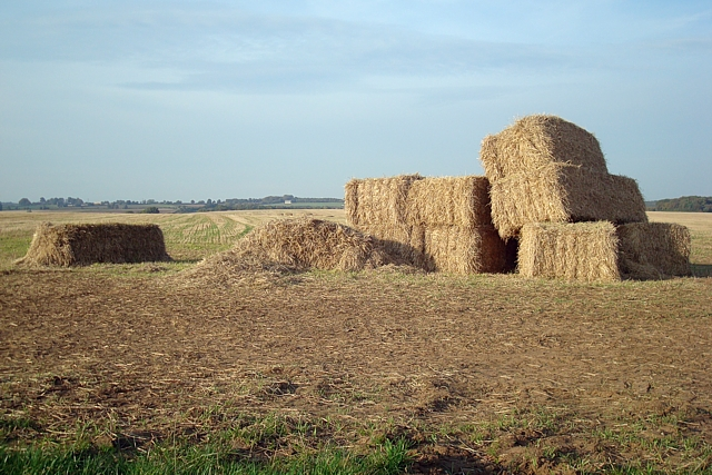 Giant haystacks no longer