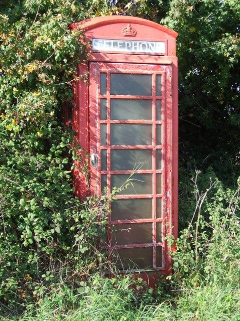 Old Phone Box  U00a9 Keith Evans Cc 2 0    Geograph