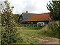TL5956 : Lower Farm Barn by Keith Edkins