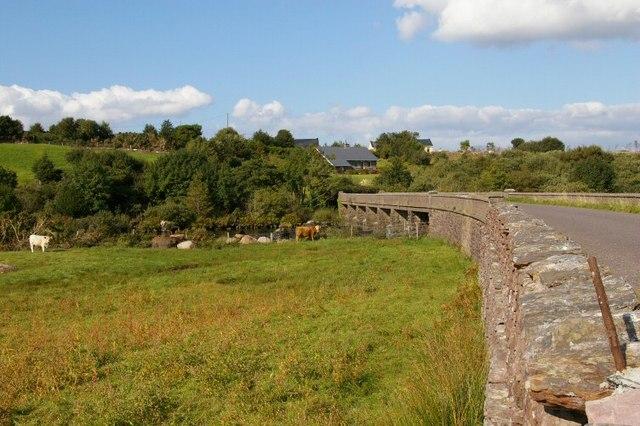 Bridge over River Carragh