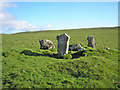 SD9465 : Bordley Stone Circle by John Illingworth