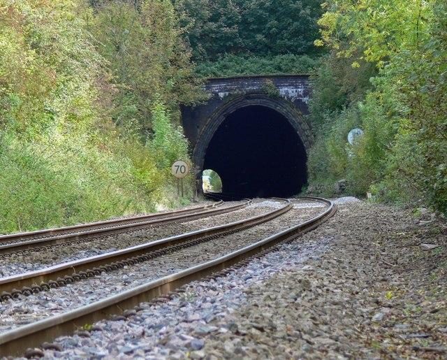Manton Tunnel 169 Mat Fascione Geograph Britain And Ireland