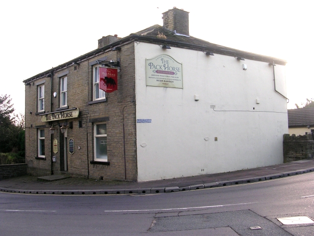 The Pack Horse - Cain Lane