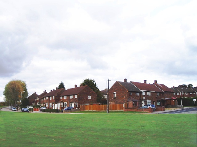 Harold Hill Estate, Romford