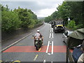 SD9904 : Oldham Road Uppermill by Paul Anderson