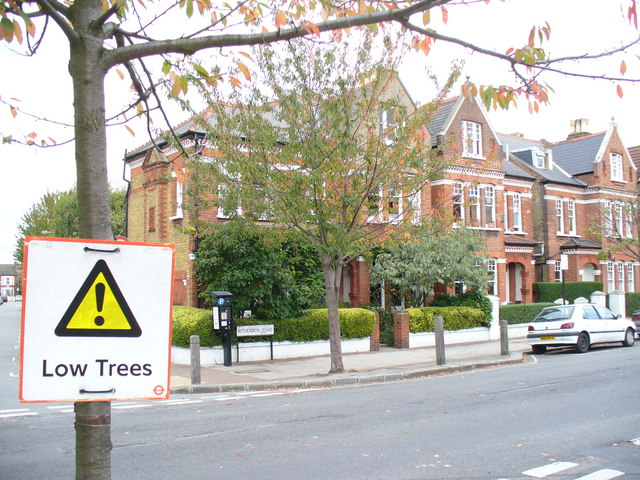 Ritherdon Road