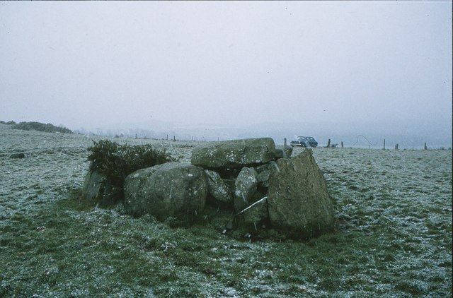 Passage tomb at Matthewstown, Co. Waterford