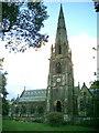 SD9323 : Todmorden Unitarian Church by Alexander P Kapp