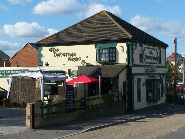 The Hastings Arms Public House
