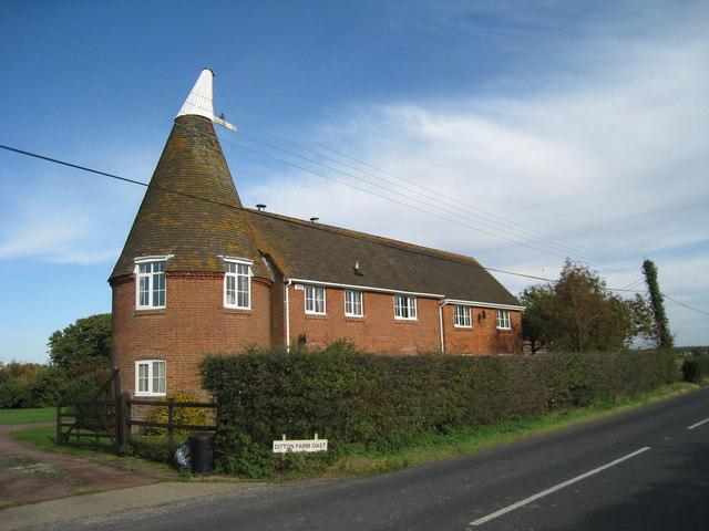 Ditton Farm Oast Brook Street 169 Oast House Archive