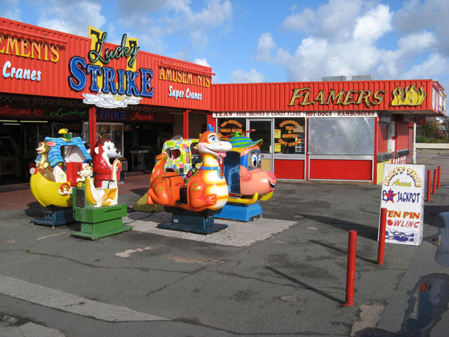 Image result for amusement arcade