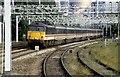 SK0419 : Northbound Express by roger geach