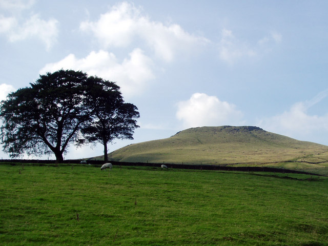 Shutlingsloe from Banktop