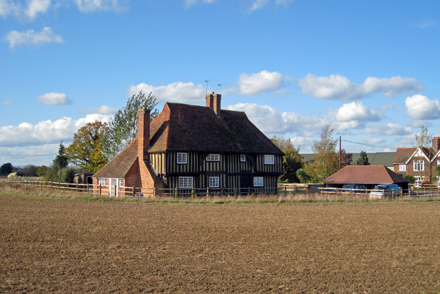 Wealden Hall House, Underlynn Farm Cottages, Underlyn Lane, Marden, Kent