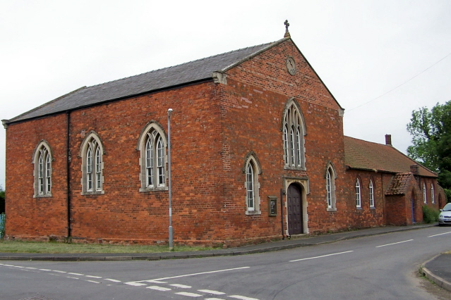 Brant Broughton Wesleyan Methodist Church
