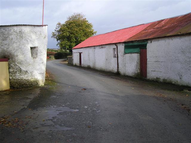 Road at Ardee