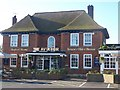 TQ9171 : The Aviator Pub, Sheerness by David Anstiss
