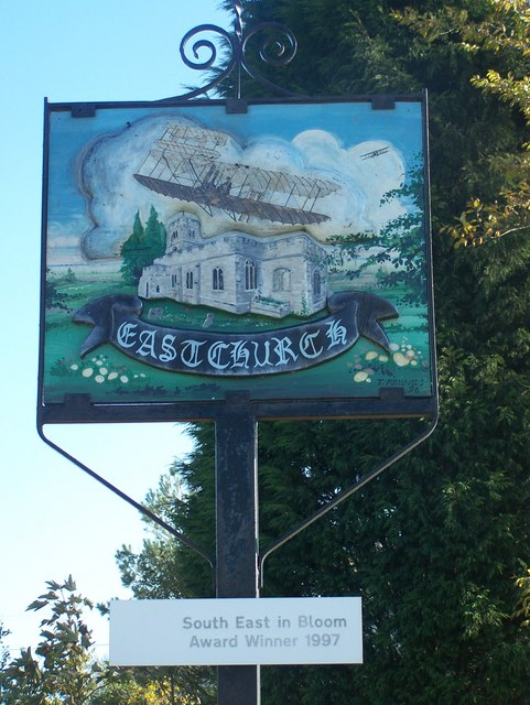 Eastchurch Village Sign