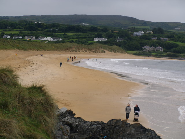 Beach Rush Hour - Culdaff