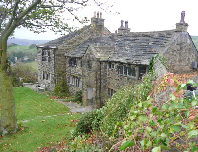 Hartley Royd Farm, Buttress Lane, Warley