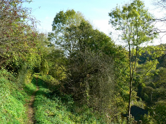 Footpath, Rack Hill, Chalford