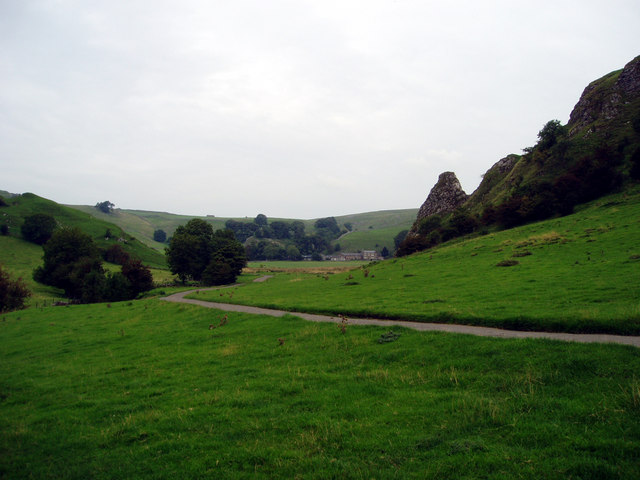 Western Edge of Parkhouse Hill