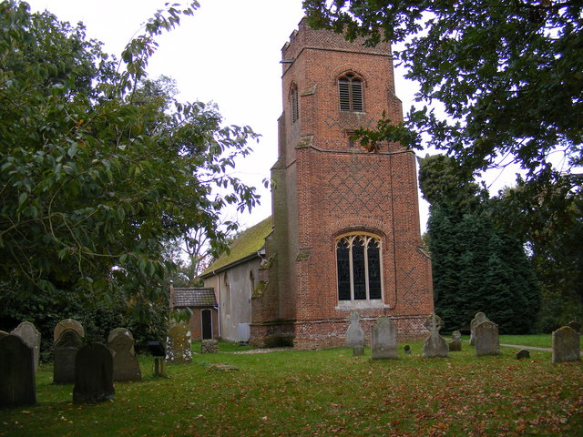 All Saints Church, Waldringfield