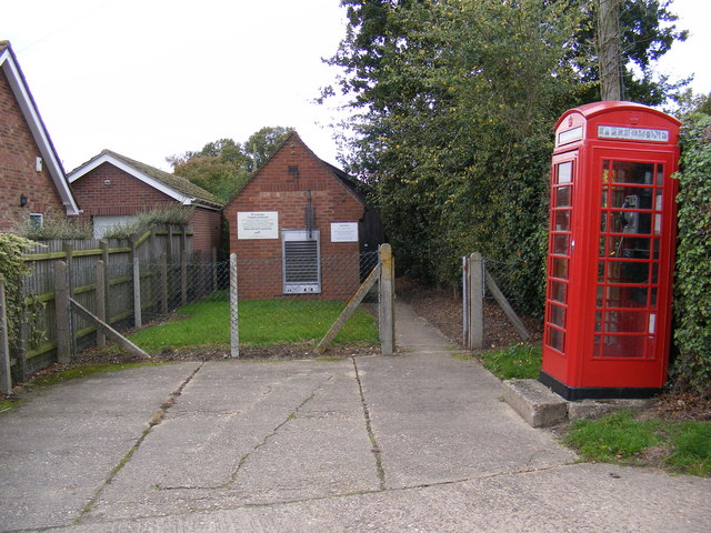 Waldringfield Telephone Exchange