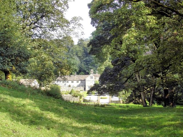 Wormhill Hall