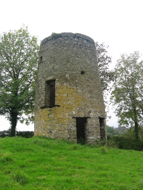 Windmill at Carrivetragh, Co. Monaghan