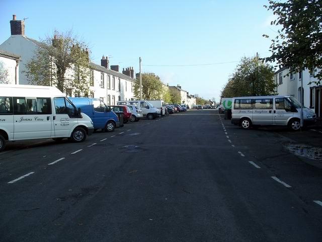 Esk Street, Longtown