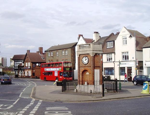 Rainham clock tower