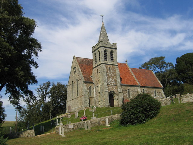 St Mary's Church, Brook