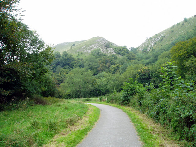 Wetton Hill from the Manifold Trail