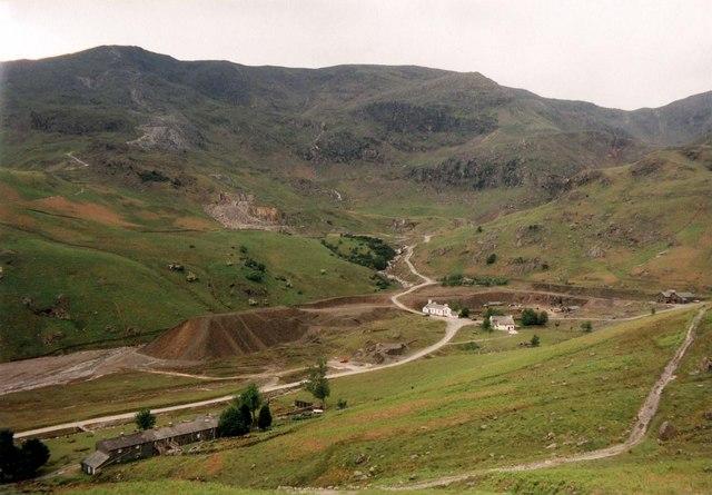 Coniston Coppermines Valley