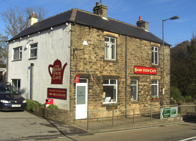 Bank View Cafe, Langsett (1)