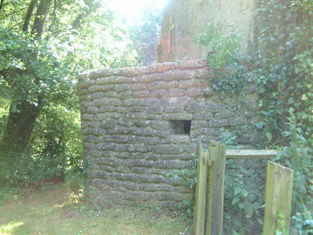 Pillbox, Aylsham Mill