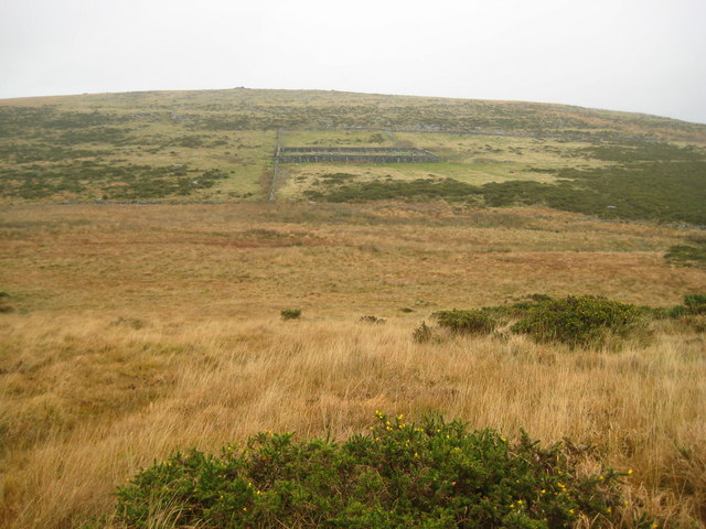 Dartmoor: The Scotch Sheepfold