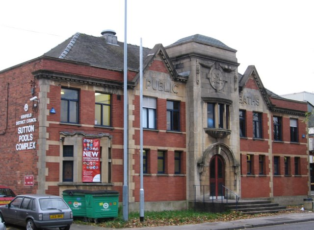 Sutton-in-Ashfield - Public Baths