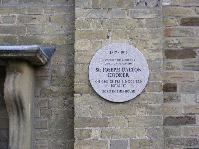 Sir Joseph Doulton Hooker